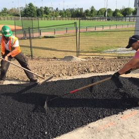 institutional asphalt services