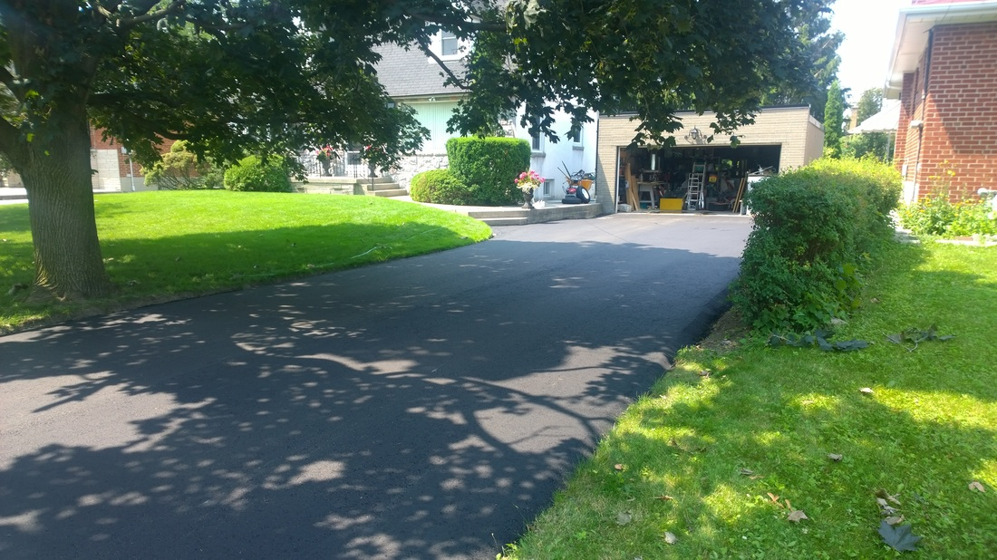 paving- residential